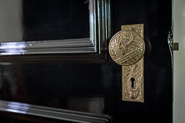 141MAR037 DOOR KNOB DETAIL