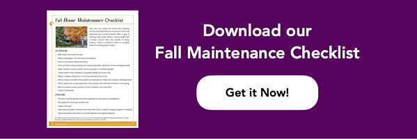 Fall Maintenance CTA