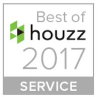 2017 Houzz Customer Service Award