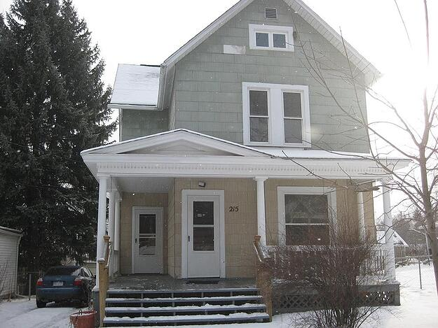 Meadowlark Whole-Home Renovation on Run down rental Before Photo