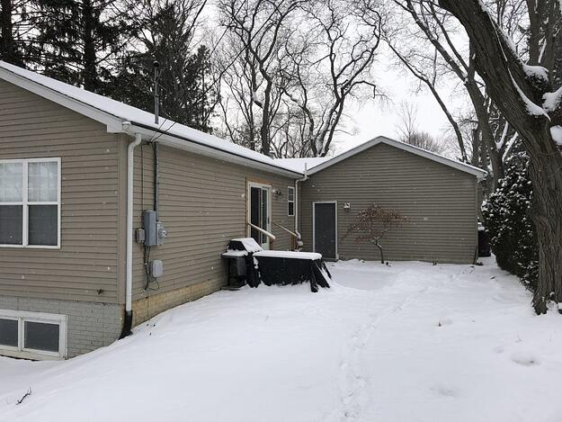 Photo of Manufactured Home Before Meadowlark Addition and Remodel