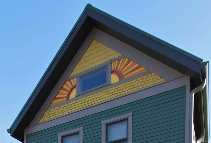 Meadowlark-Victorian-Sunburst-Detail-After