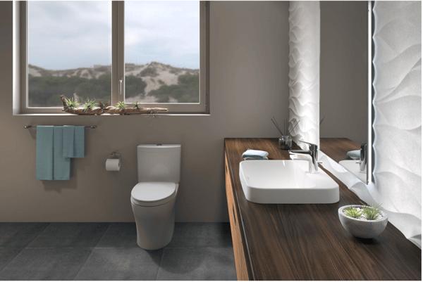 Toto Aquia IV Toilet Photo