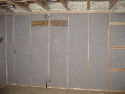insulation basement