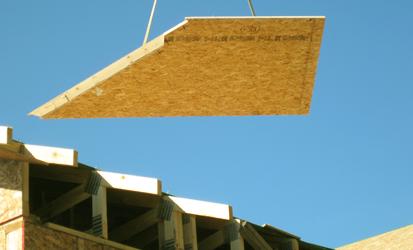 SIP-roof-panel
